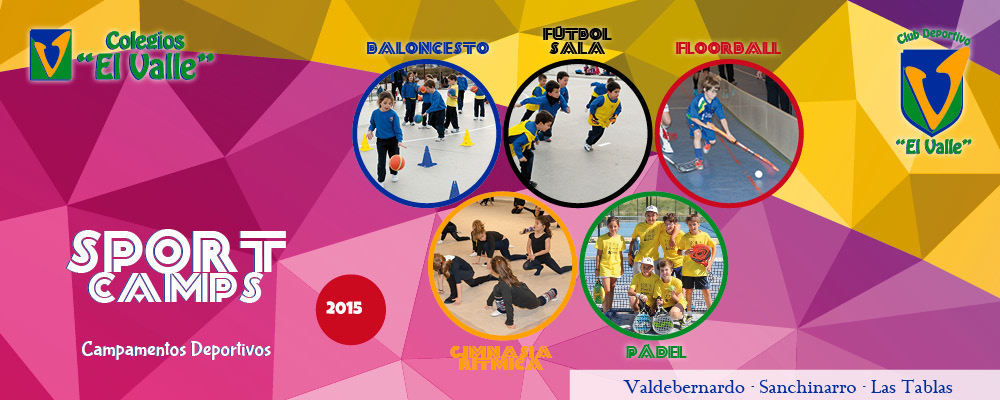 Banner Sport Camps 2015