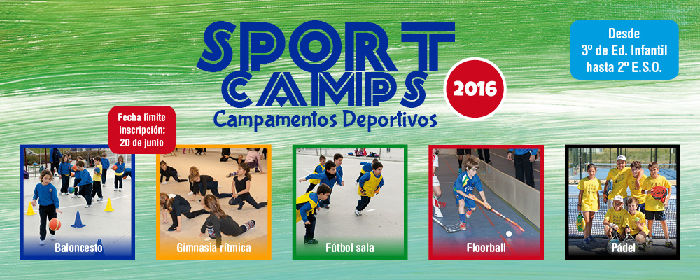 Sport Camps 2016