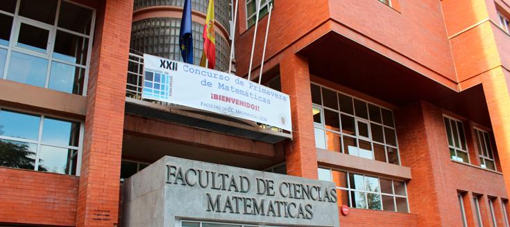 Facultad de ciencias matemáticas.
